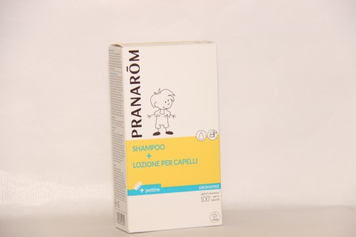 Pranarom aromapar duo champú+loción vap+peine