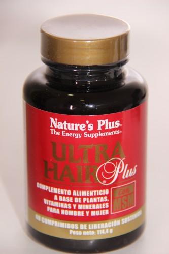 Natures plus ultra hair 60 c.para la caída de cabello