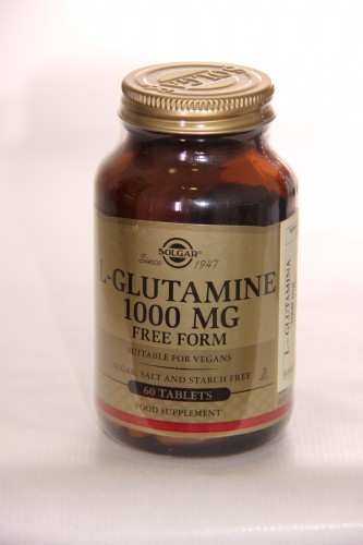 Solgar l-glutamina 1000 mg 60 comp