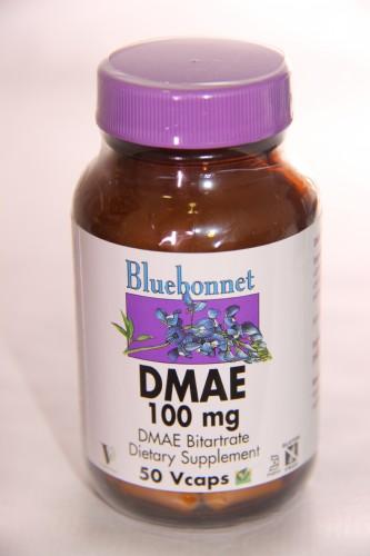 Bluebonnet dmae 100mg 50 vcaps