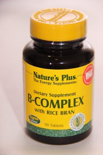 NATURE'S PLUS B-COMPLEX 90COMP
