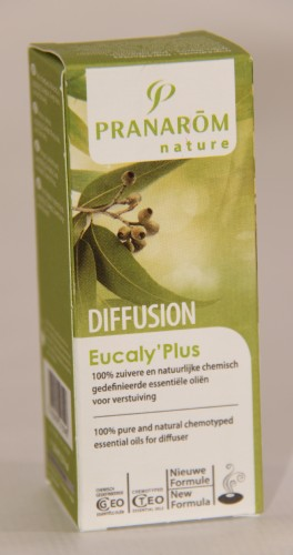 PRANAROM DIFUSION EUCALY'PLUS 30ML