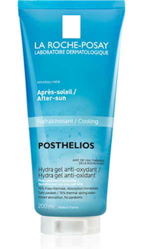 Posthelios hydra gel (200 ml)