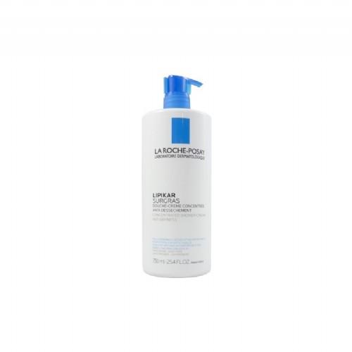 LA ROCHE POSAY lipikar surgras crema de ducha concentrada (750 ml)