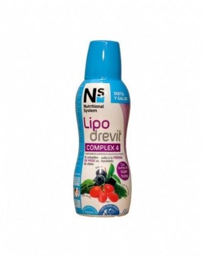 Ns lipodrevit complex 4 (450 ml)