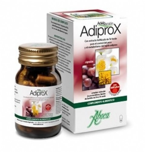 Adiprox adelgaccion (500 mg 50 caps)