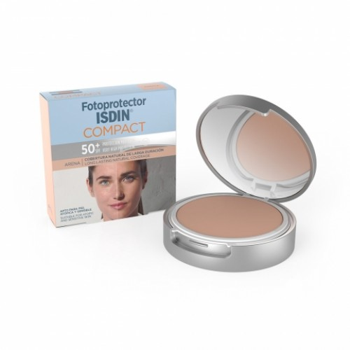 Fotoprotector isdin compact spf-50+ (arena 10 g)
