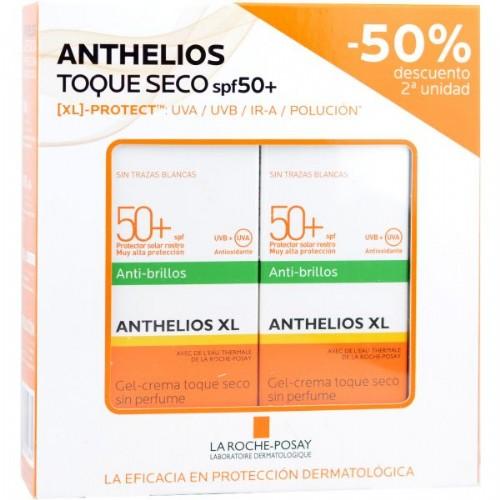 Anthelios duplo antibrillos spf50+