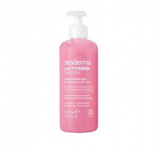 Lactyferrin sanitizer (500 ml)