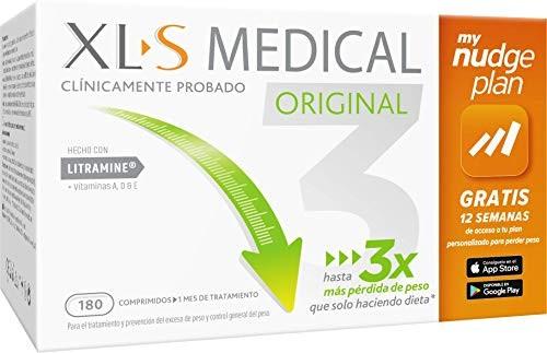 PRODUCTO Xls Medical Original+ REGALO Xls Tea