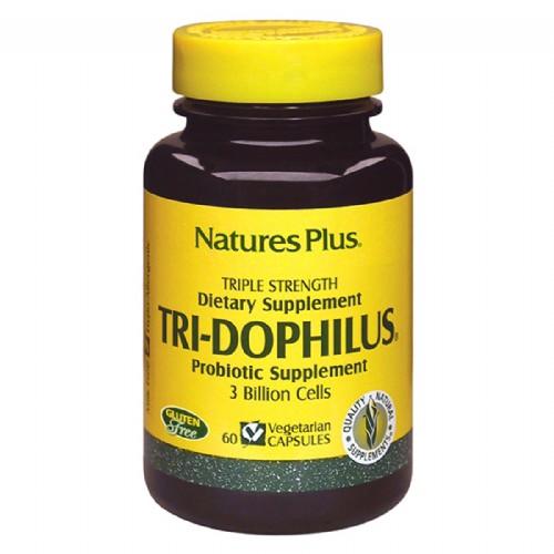 Natures plus tri dophilus 60 caps