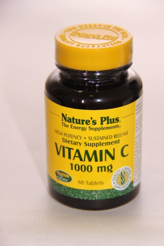 nature's plus vitamina c 1000mg 60comp
