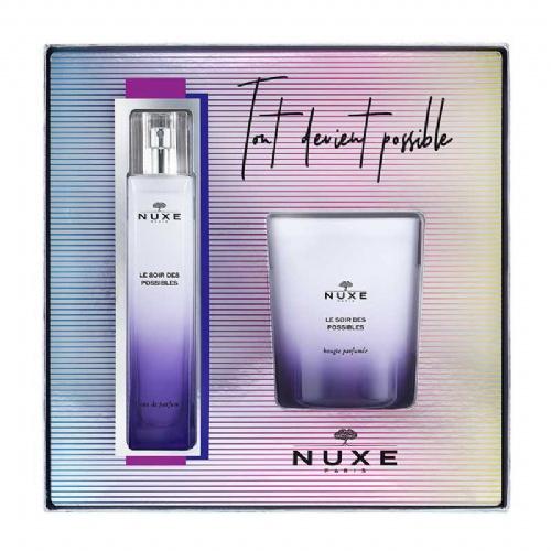 Nuxe eau parfum le soir des possibles 50ml