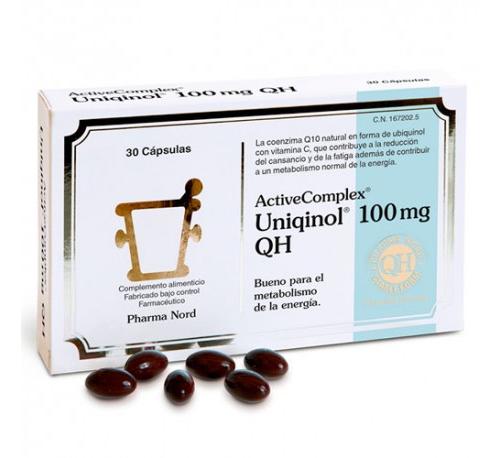 Bioactive q10 uniquinol (100 mg 30 caps)
