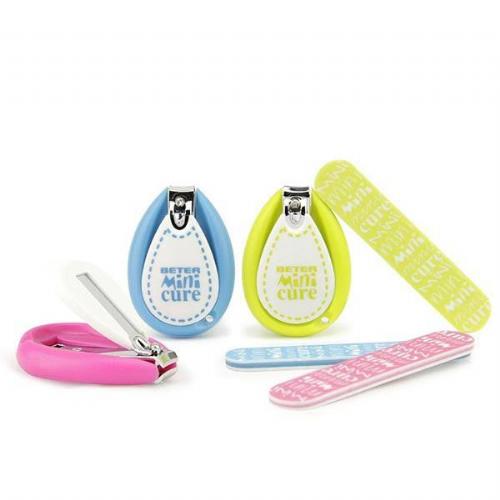 Beter kit cortauñas lima bebe minicure07022