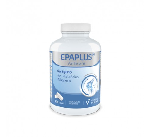 Epaplus colageno + hialuronico + magnesio (448 comp)