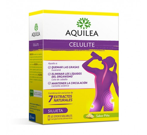 Aquilea celulina sticks bebibles (10 ml 15 unidosis)