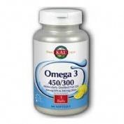 Omega 3 450/30 kal 60 perlas (actibios)