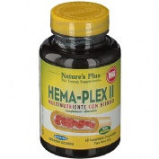 Nature´s plus hema-plex ii (60 comp fraccionables)
