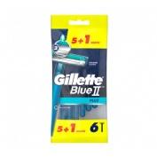 Gillette maquin blue ii 5 plus