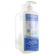 Cattier eau nettoyante micellaire 500 ml pack