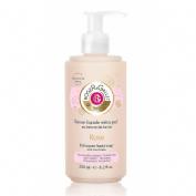 Roger & gallet jabon liquido perfumado - rose cuerpo y manos (250 ml)