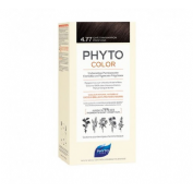Phyto color sensitive 4.77 castaño marrón oscuro