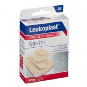 APOSITO ADH leukoplast barrier (transp surtido 30 u)