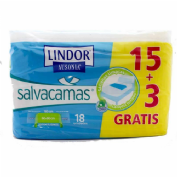 Lindor ausonia salvacamas (60x90cm alas 180 cm 15u+3u promocion especial)