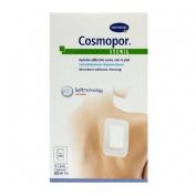 APOSITO ESTERIL cosmopor steril (15 cm x  8 cm  5 apositos)