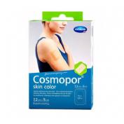 APOSITO ESTERIL cosmopor skin color (7.2 cm x  5 cm  5 apositos)