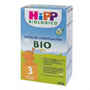 Hipp biologico leche de crecimiento 3