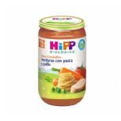 Hipp potito verdura pasta pollo 250g