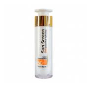 Sun screen velvet face spf50+ frezyderm color (50 ml)