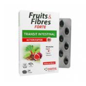 Fruta y fibra concentrado (30 comp)
