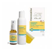Aromapar + tratamiento antipiojos pack (30 ml spray + 125 ml champu)