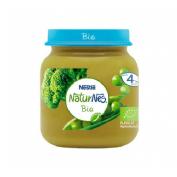 Naturnes bio brocoli guisante 125g