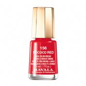 Mavala color rococo red 156