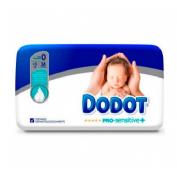 Pañal infantil - dodot pro sensitive (t- 0 <3 kg 38 u)