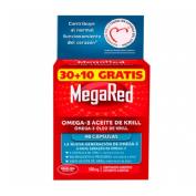 Megared 500 omega 3 aceite de krill (30 capsulas + 10 caps)