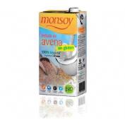 Monsoy bebida de avena sin gluten
