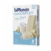 Bimanan bekomplett snack barrita (yogur 8 barritas)