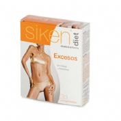 Siken diet excesos (30 comp)