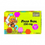 Arkoreal jalea real (250 mg 20 ampollas 15 ml)