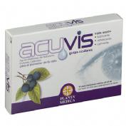 Acuvis gotas oculares 10 monodosis planta medica