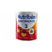 Nutriben crecimiento preparado lacteo (900 g)