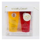 Roger & gallet neceser bois orange