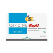 Gse entero astrictive rapid (24 comprimidos deglutibles)