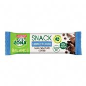 Enerzona snack (crunchy choco 1 barrita 33 g)