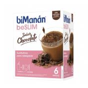BIMANAN BATIDO CHOCOLATE (250 G 50 G X 5 U)